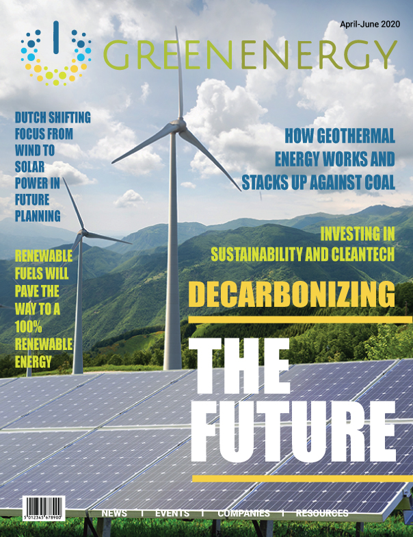 Greenenergy.Report Website Magazine