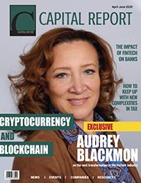 Capital.Report Website Magazine Icon