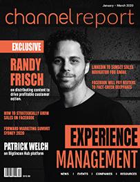 Channel.Report Website Magazine Icon