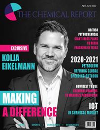 Magazine Designs Chemical.Report Website Magazine Icon