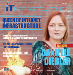 Inftrastructure.Report Website Magazine